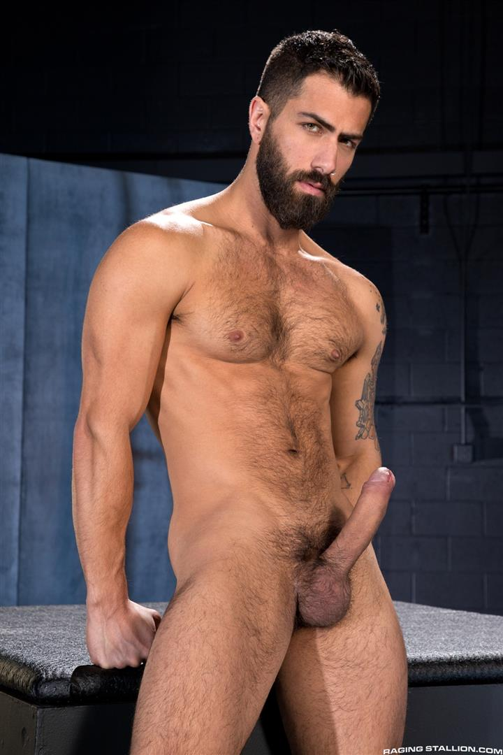 Raging Stallion Adam Ramzi and Dario Beck Hairy Ass And A Big Uncut Cock Amateur Gay Porn 01 Fucking A Hairy Ass Muscle Jock Ass With A Big Uncut Cock