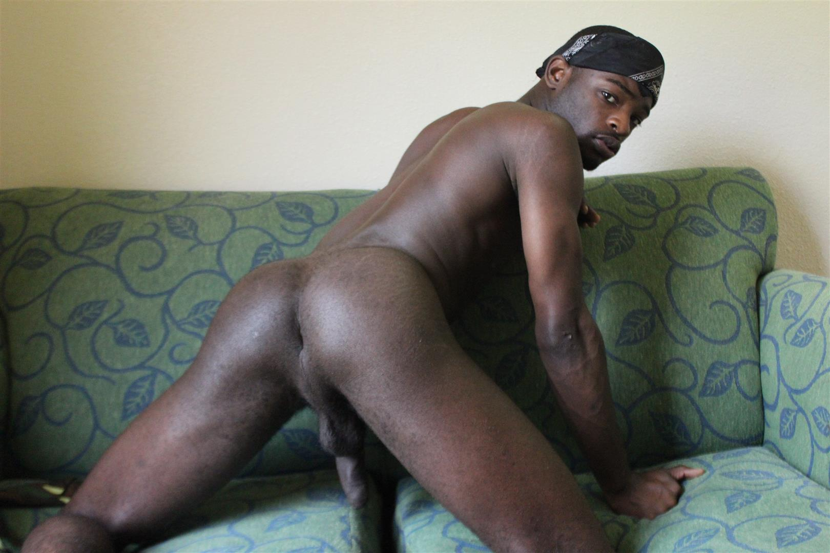 Black Gay Long Cock