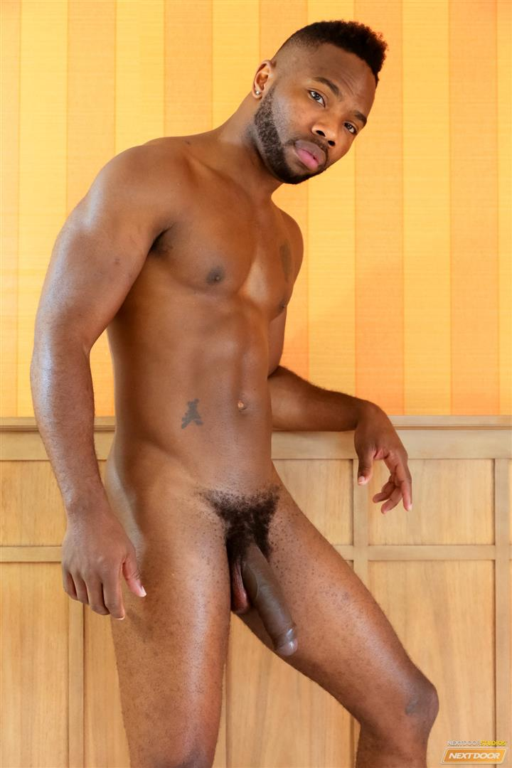Next-Door-Ebony-Bam-Bam-and-XL-Big-Black-Cocks-Amateur-Gay-Porn-04 XL and Bam Bam Flip Fuck With Their Foot Long Big Black Cocks