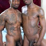 Next Door Ebony Muscular Black Guys Fucking Free Gay Sex Video 08 150x150 A Hard Morning Fuck With Two Hung Black Lovers